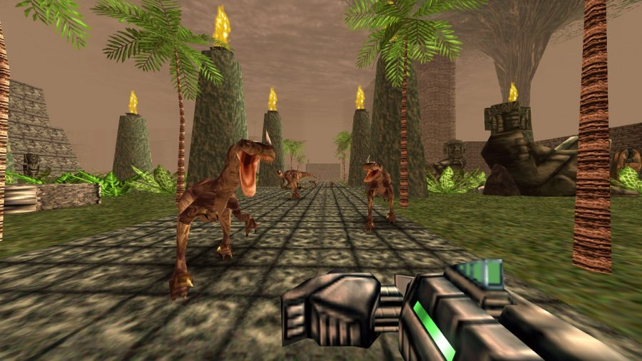 Turok Review - Screenshot 2 of 4