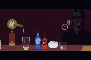 The Red Strings Club Screenshot