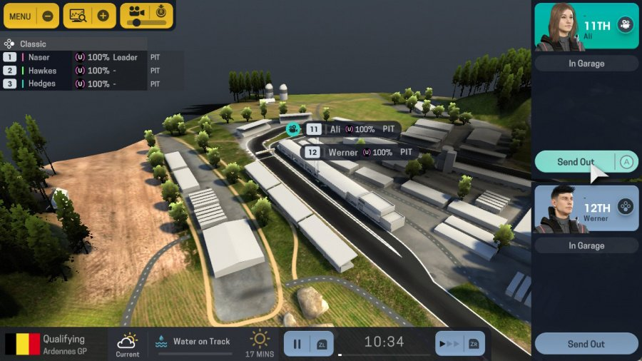 Motorsport Manager for Nintendo Switch Review - Screenshot 4 of 4