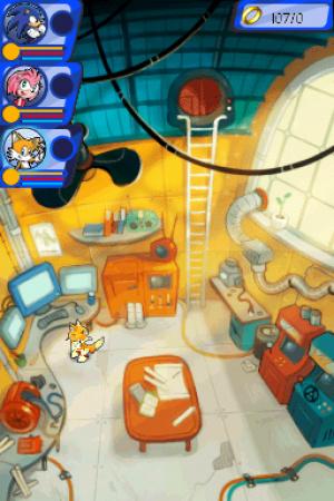 Sonic Chronicles: The Dark Brotherhood Review - Screenshot 4 of 4