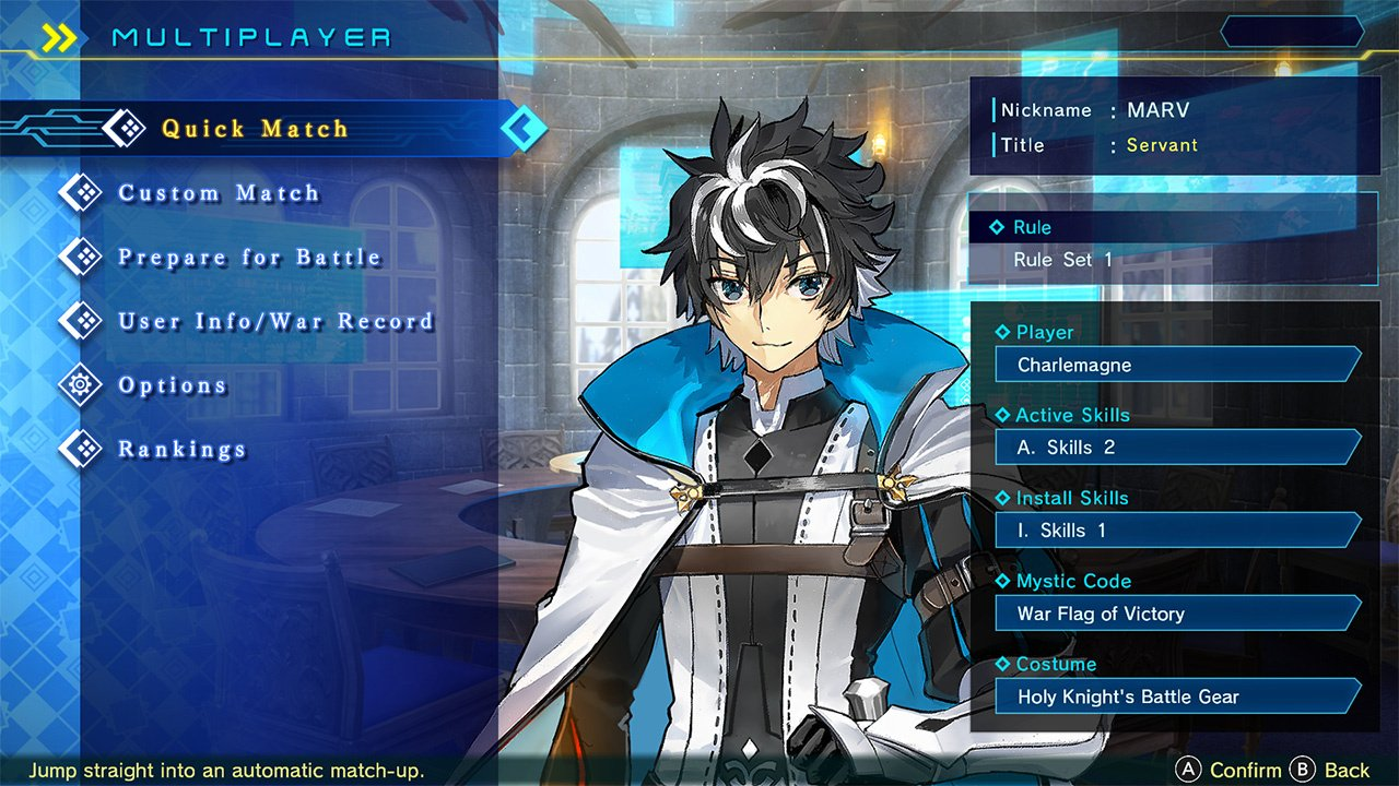 Fate/Extella Link Review (Switch) | Nintendo Life