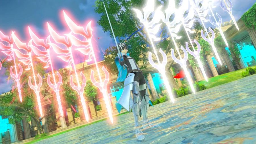 Fate/Extella Link Review - Screenshot 4 of 6