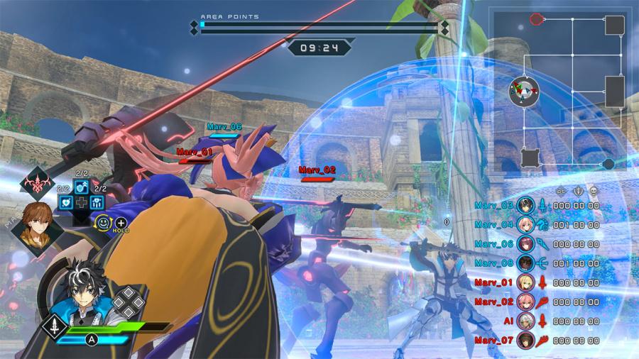 Fate/Extella Link Review - Screenshot 5 of 6