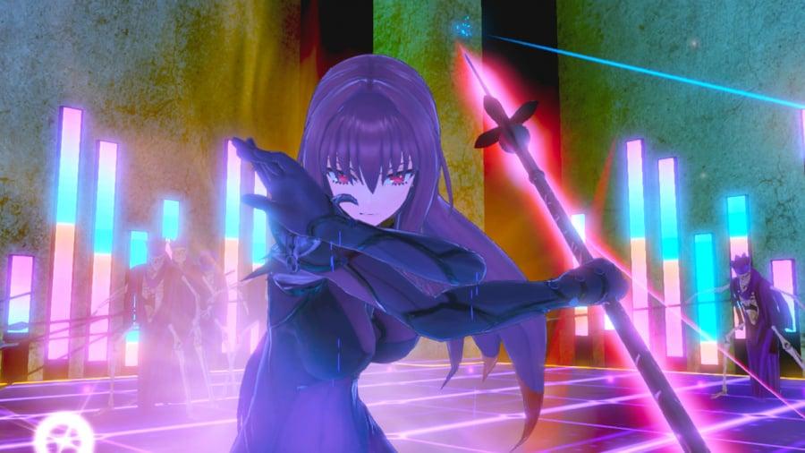 Fate/Extella Link Review - Screenshot 2 of 6