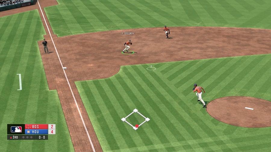 R.B.I. Baseball 19 Review - Screenshot 1 of 6