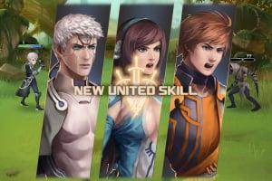 Azure Saga: Pathfinder Deluxe Edition Screenshot