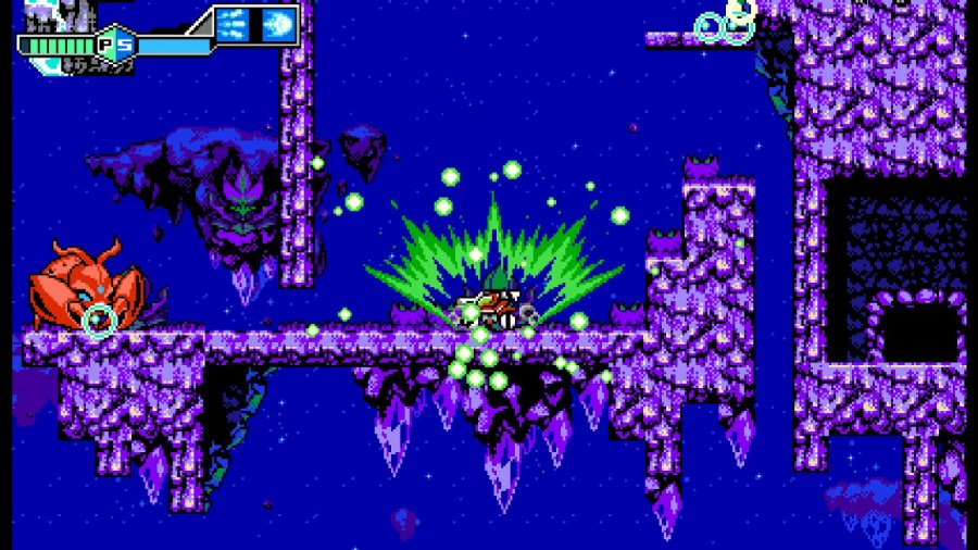 Blaster Master Zero 2 Review - Screenshot 3 of 6