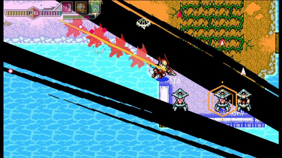 Blaster Master Zero 2 Review - Screenshot 1 of 6