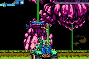 Blaster Master Zero 2 Screenshot