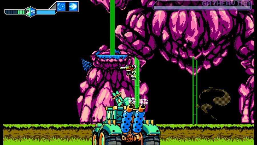 Blaster Master Zero 2 Review - Screenshot 2 of 6