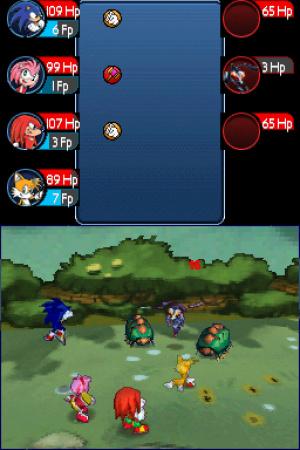 Sonic Chronicles: The Dark Brotherhood Review - Screenshot 1 of 4