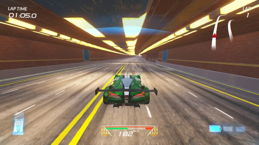 Xenon Racer Review - Screenshot 3 of 3