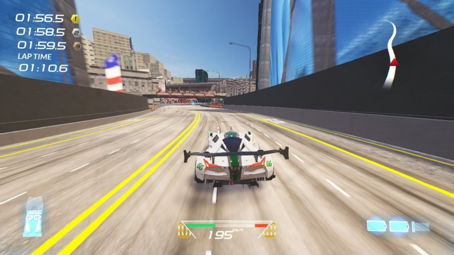 Xenon Racer Review - Screenshot 2 of 3