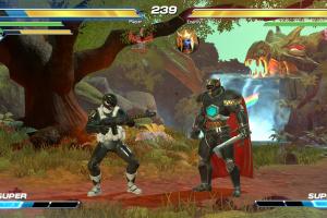 Power Rangers: Battle for the Grid Screenshot