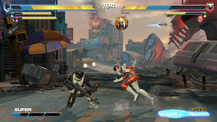 Power Rangers: Battle for the Grid Review - Screenshot 2 of 4