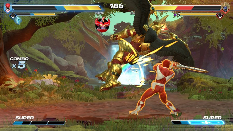 Power Rangers: Battle for the Grid Review - Screenshot 3 of 4
