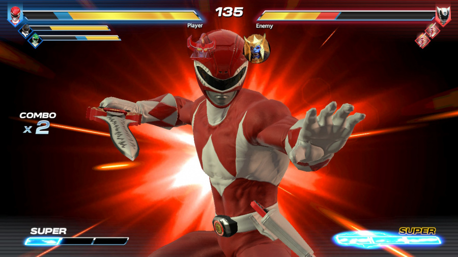 Power Rangers: Battle for the Grid Review - Screenshot 1 of 4