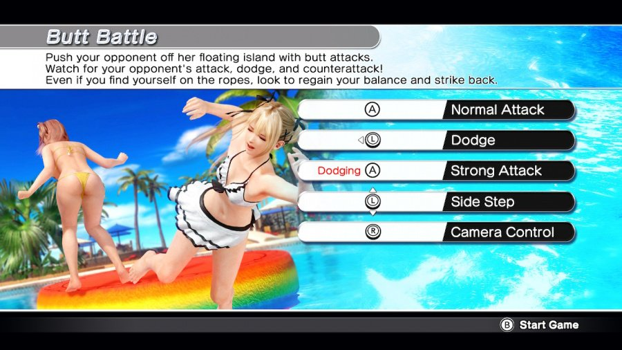Dead or Alive Xtreme 3: Scarlet Review - Screenshot 1 of 7