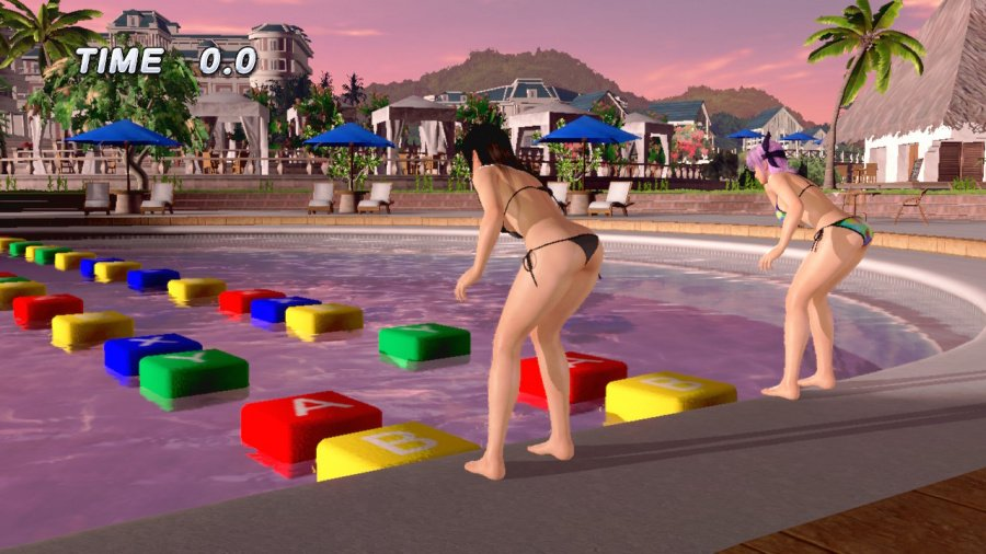 Dead or Alive Xtreme 3: Scarlet Review - Screenshot 5 of 7