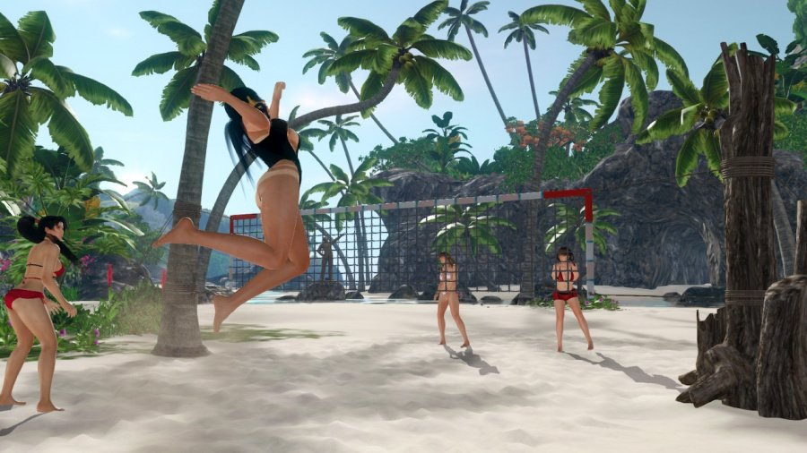 Dead or Alive Xtreme 3: Scarlet Review - Screenshot 6 of 7