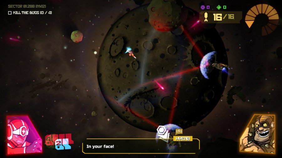 GALAK-Z: The Void: Deluxe Edition Review - Screenshot 1 of 4