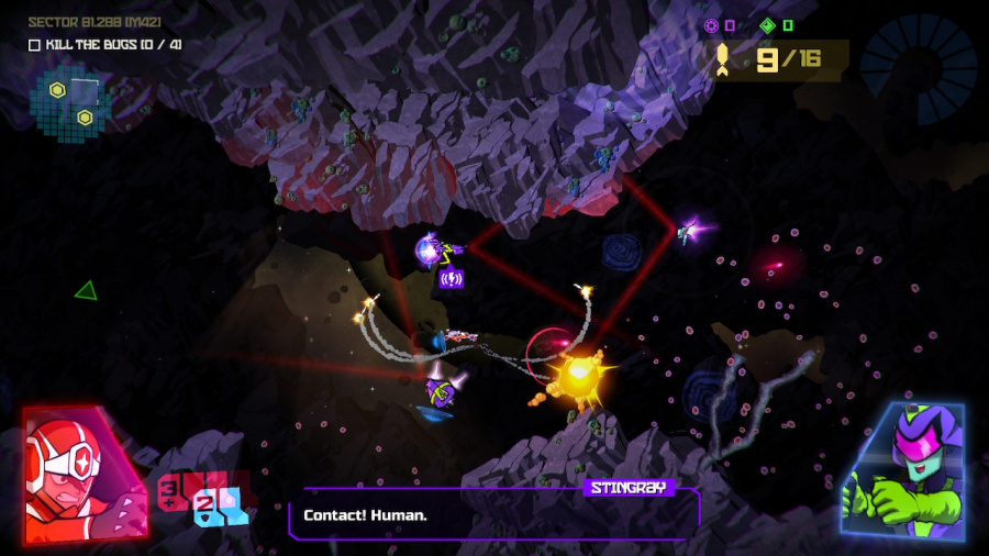 GALAK-Z: The Void: Deluxe Edition Review - Screenshot 2 of 5