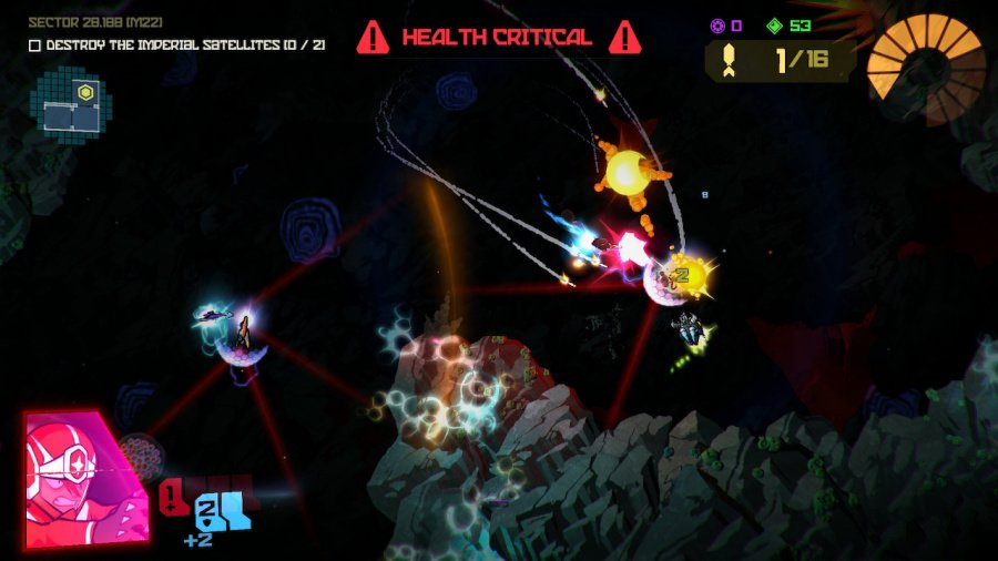 GALAK-Z: The Void: Deluxe Edition Review - Screenshot 4 of 4