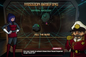GALAK-Z: The Void: Deluxe Edition Screenshot