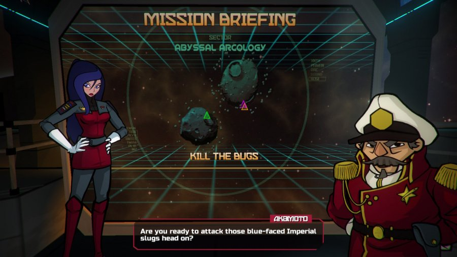 GALAK-Z: The Void: Deluxe Edition Review - Screenshot 2 of 4