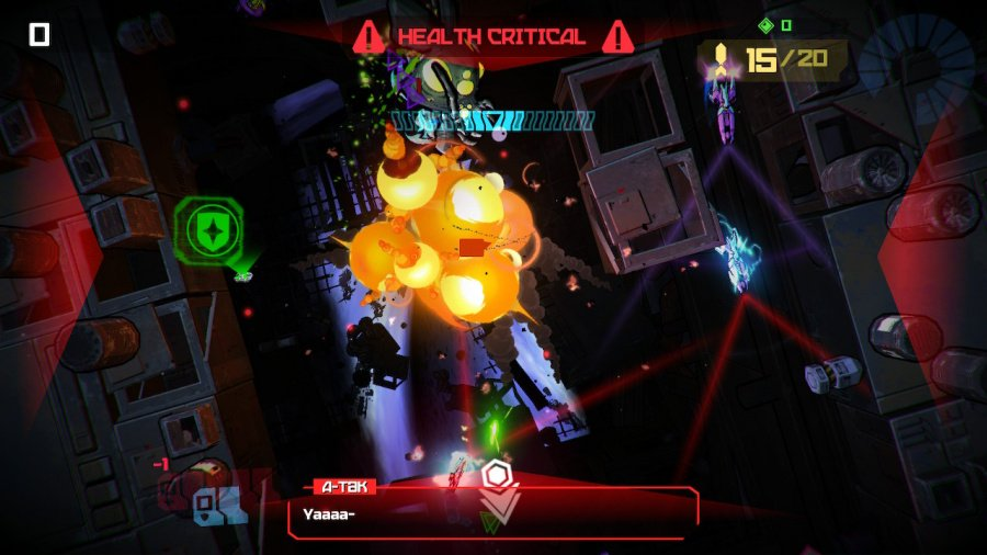 GALAK-Z: The Void: Deluxe Edition Review - Screenshot 3 of 4