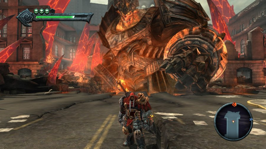 Darksiders: Warmastered Edition Review - Screenshot 2 of 4