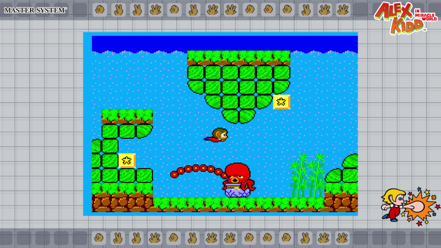 SEGA AGES Alex Kidd In Miracle World Review - Screenshot 5 of 5