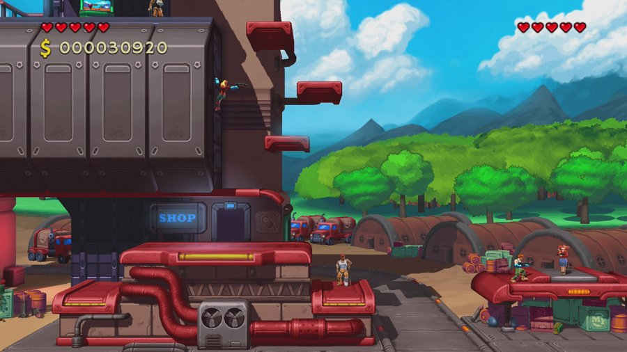 Mechstermination Force Review - Screenshot 3 of 4
