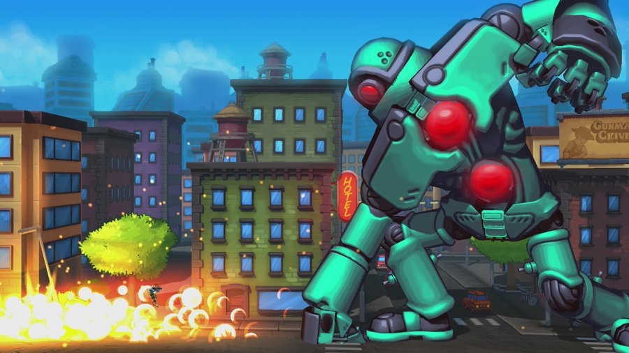 Mechstermination Force Review - Screenshot 4 of 4