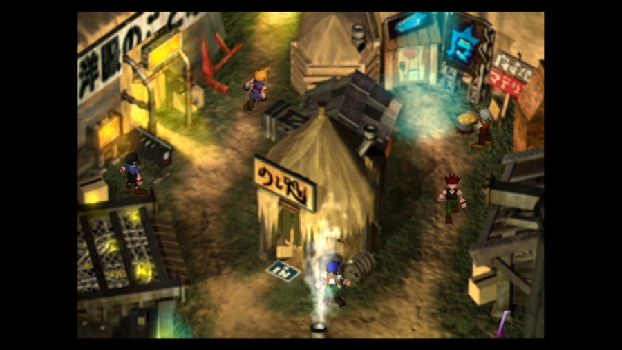Final Fantasy VII Review - Screenshot 5 of 5