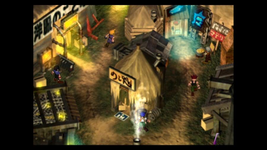 Final Fantasy VII Review - Screenshot 4 of 5