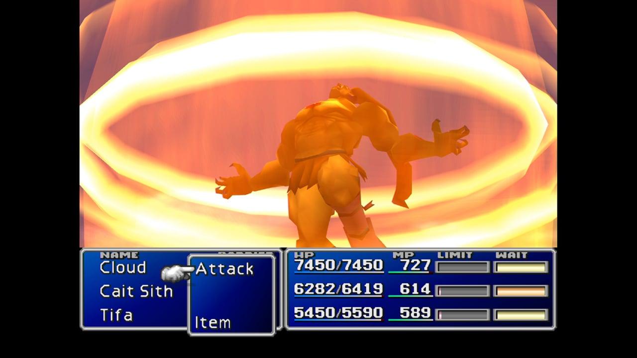 Final Fantasy VII Review (Switch eShop)   Nintendo Life