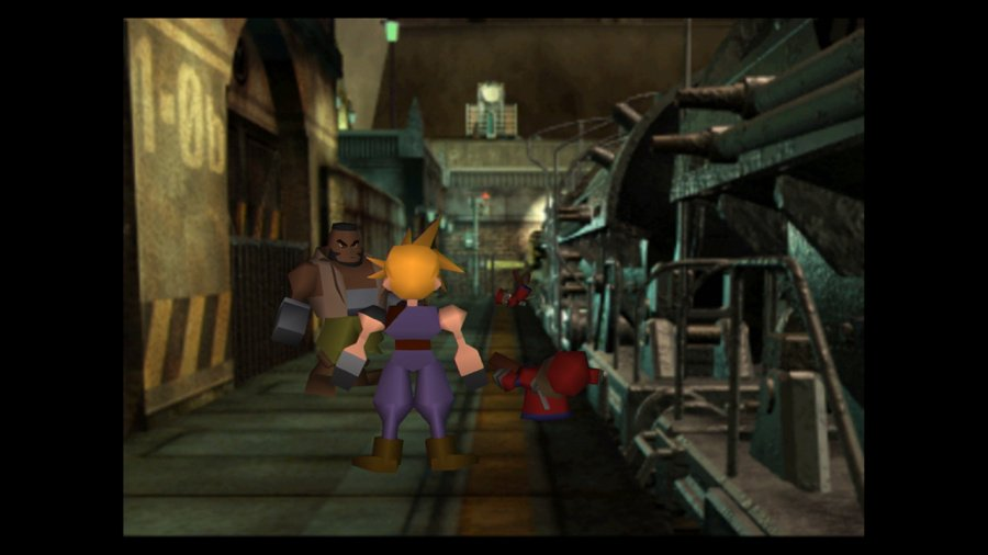 Final Fantasy VII Review - Screenshot 1 of 5