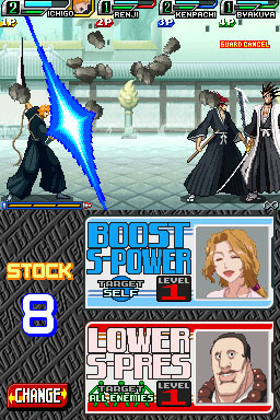 Bleach: Blade of Fate Screenshot