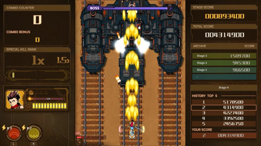 AngerForce: Reloaded Review - Screenshot 4 of 6