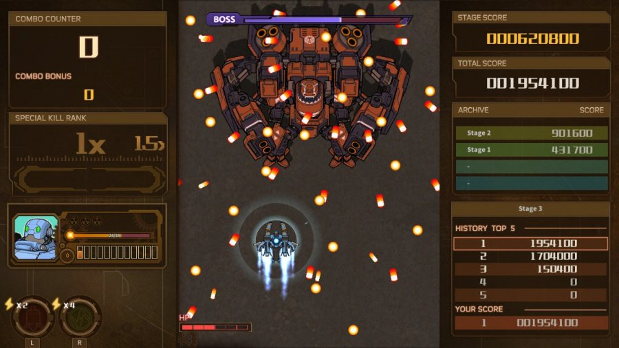 AngerForce: Reloaded Review - Screenshot 5 of 6