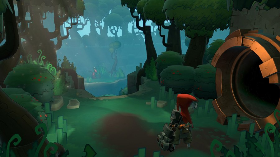 Hob: The Definitive Edition Review - Screenshot 2 of 3