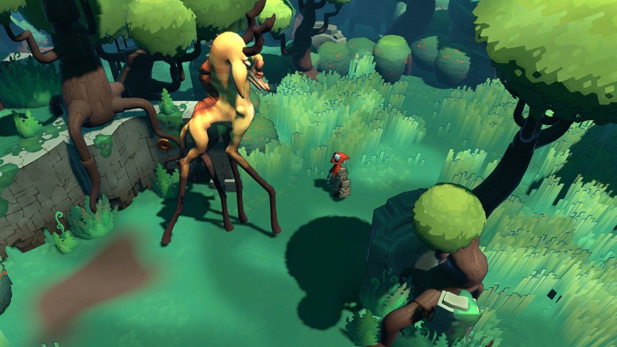 Hob: The Definitive Edition Review - Screenshot 3 of 3