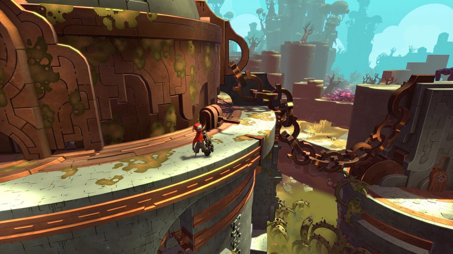 Hob: The Definitive Edition Review - Screenshot 1 of 3
