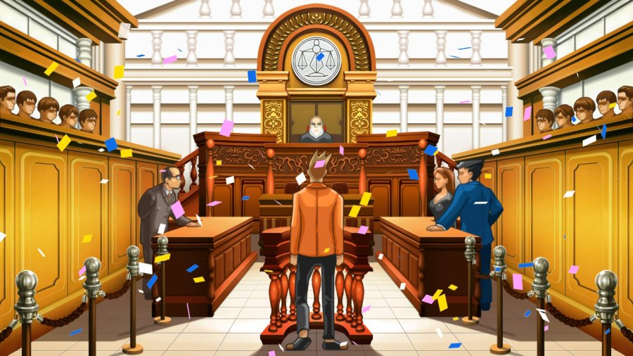 Phoenix Wright: Ace Attorney Trilogy Review - Screenshot 2 of 3
