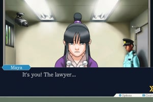 Phoenix Wright: Ace Attorney Trilogy Screenshot
