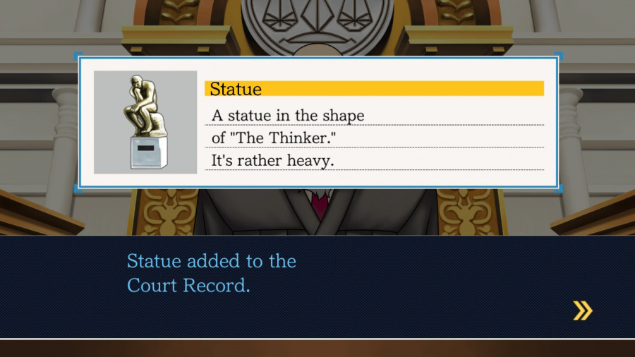 Phoenix Wright: Ace Attorney Trilogy Review - Screenshot 3 of 3