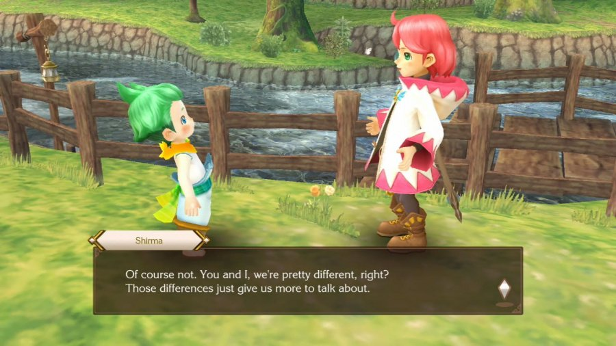 Chocobo's Mystery Dungeon Every Buddy! Review - Screenshot 2 of 6
