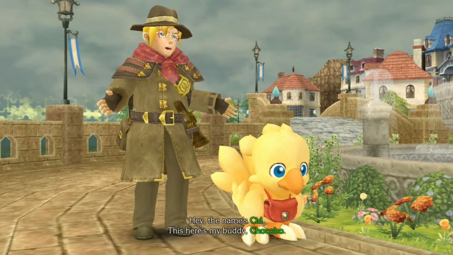 Chocobo's Mystery Dungeon Every Buddy! Review - Screenshot 4 of 6