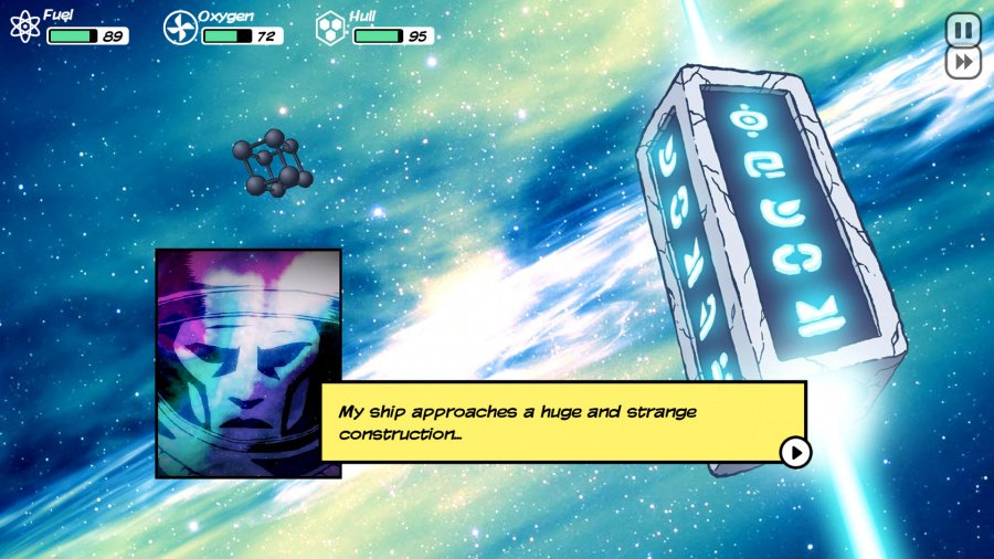 Out There: Ω The Alliance Review - Screenshot 3 of 4